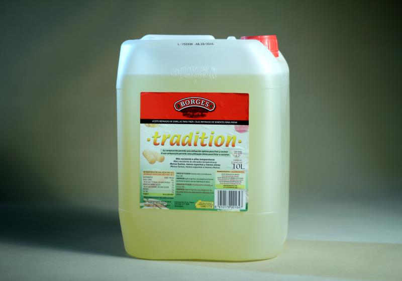 ACEITE GIRASOL TRADITION BORGES 10L