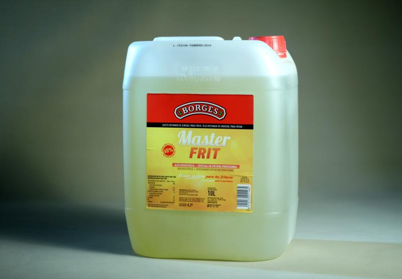 ACEITE MASTER FRIT BORGES 10L