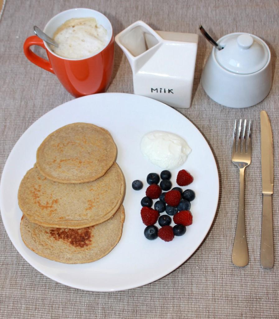 Desayuno saludabe