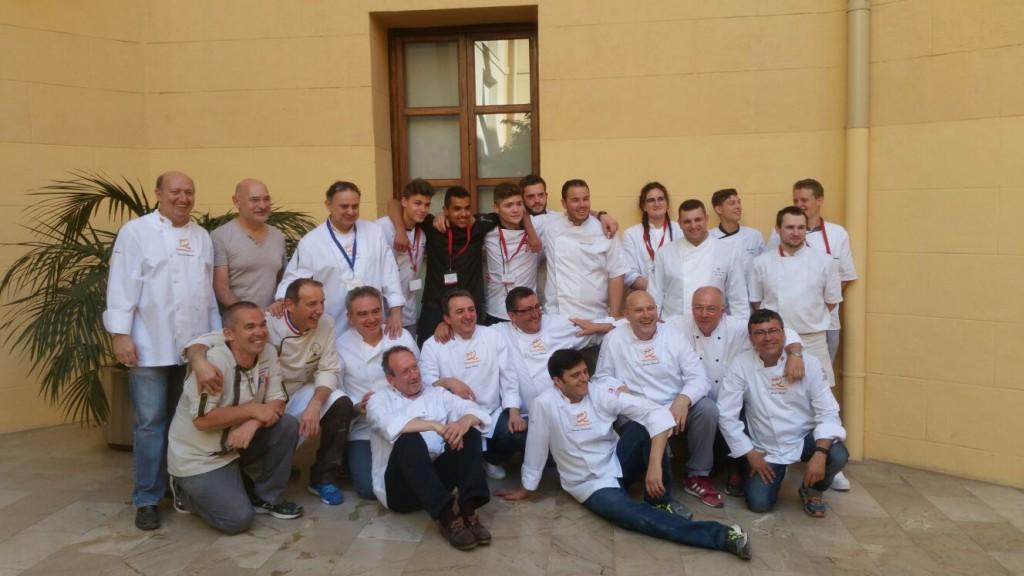 profesionales de panadería