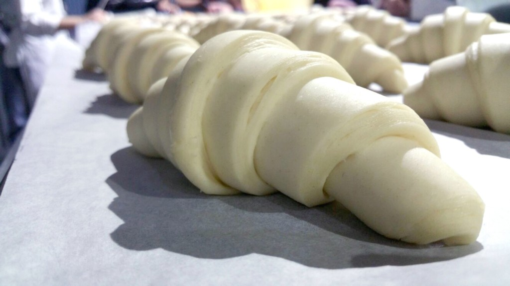 Croissant Daniel Alvarez