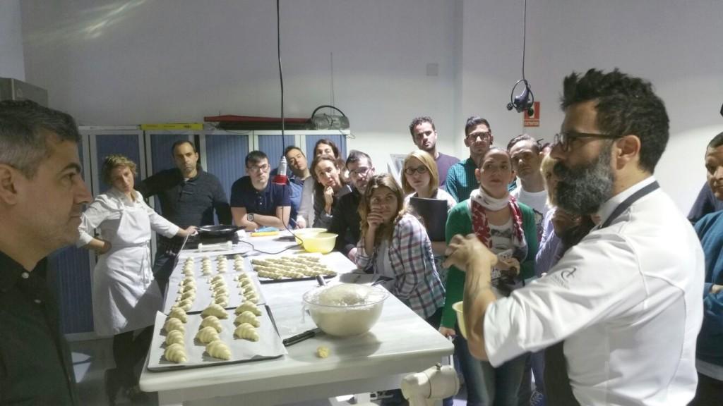 Curso de bollería gourmet en Valencia